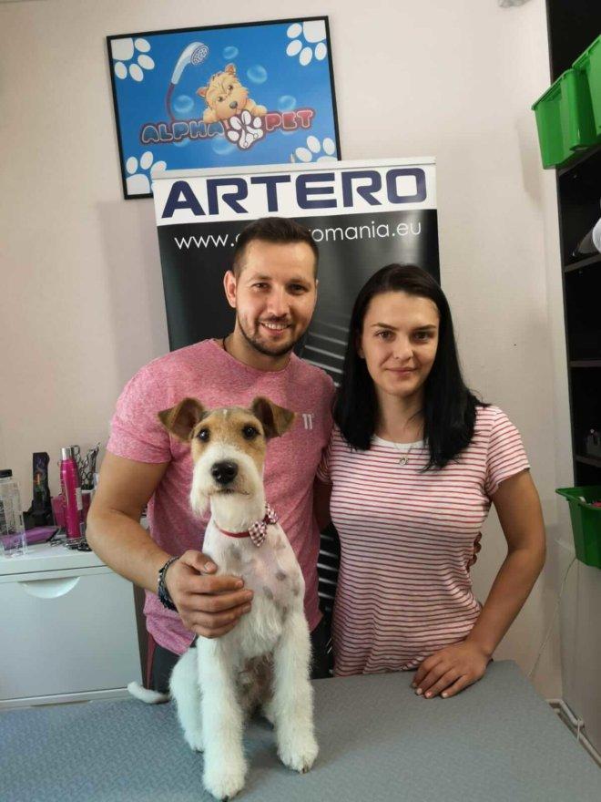 salon frizerie canina si cosmetica canina Bucuresti